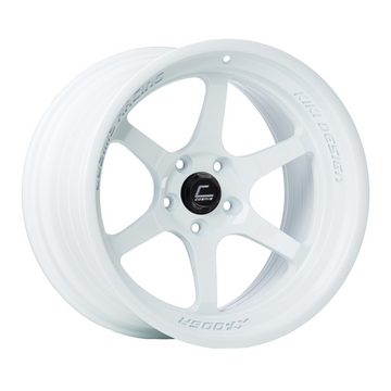 XT-006R White Wheel 18x11 +8mm 5x114.3