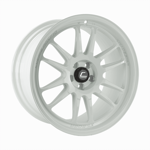 XT-206R-FF  White Wheel 18x9.5 +38mm 5x100