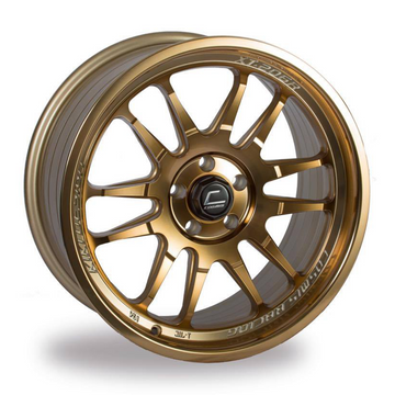 XT-206R Hyper Bronze Wheel 17x8 +30mm 5x100