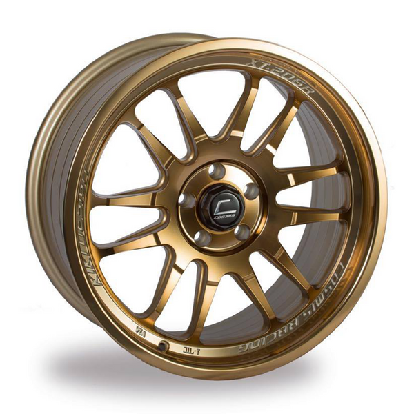 XT-206R Hyper Bronze Wheel 17x8 +30mm 5x114.3