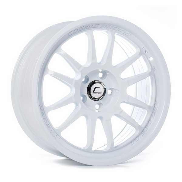 XT-206R White Wheel 17x8 +30mm 5x114.3