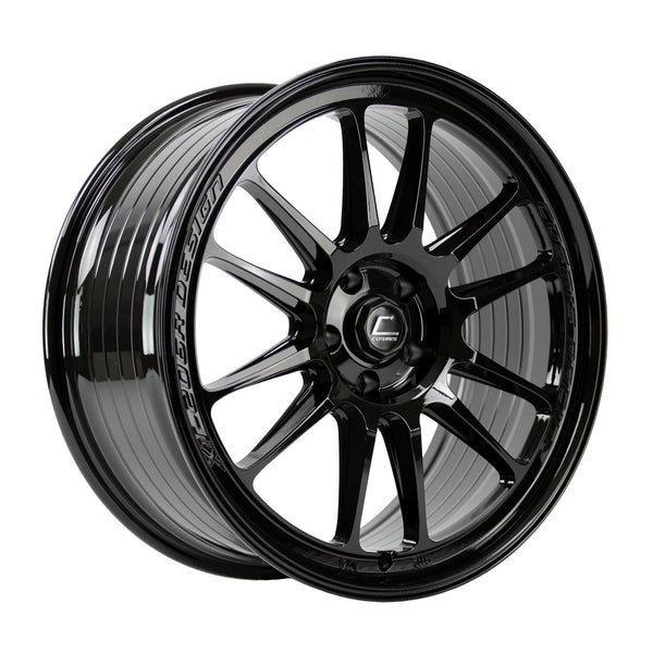 Cosmis Racing XT-206R Black Wheel 20x10.5 +45mm 5x114.3 - Universal