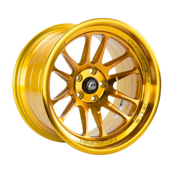 XT-206R Hyper Gold Wheel 17x9 +5mm 5x114.3