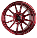 R1 Hyper Red Wheel 18x9.5 +35mm 5x114.3
