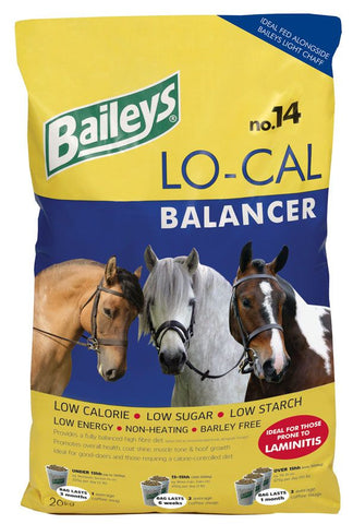 Baileys- Lo Cal Balancer - Feeds2U