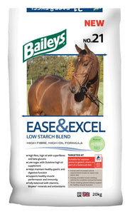 Baileys- No.21 Ease & Excel - Feeds2U