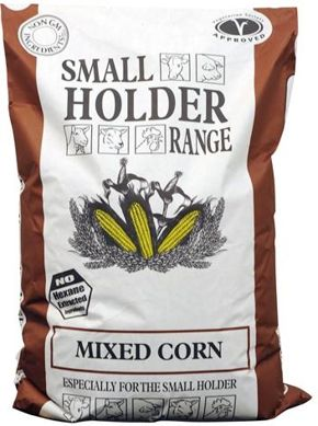 Mixed Corn - Feeds2U