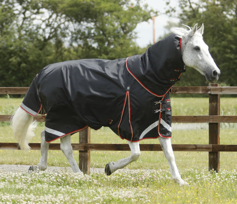 Buster Quattro Complete 4 in 1 Turnout Rug