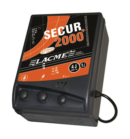Agrifence Secur 2400 Bipulse Mains Energiser (H4692)