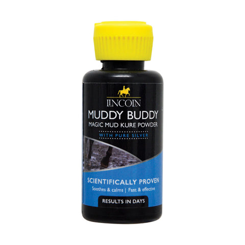 Lincoln Muddy Buddy Magic Mud Kure Powder