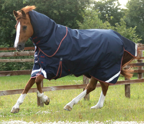 Titan Trio Complete 4 in 1 Turnout Rug