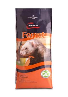 Chudleys Ferret Food - Feeds2U