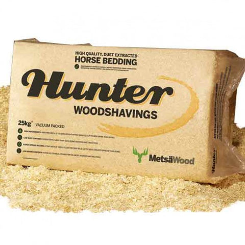 Hunter Wood Shavings - Feeds2U