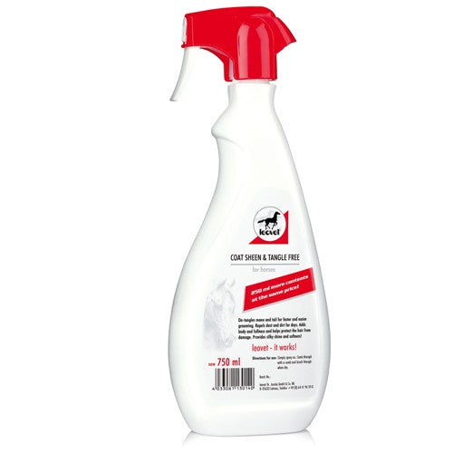 Coat Sheen & Tangle Free 750ml - Feeds2U