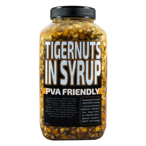 Tigernuts in Syrup Particles