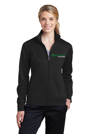Northstar Ladies Fleece Full-Zip Jacket -LST241