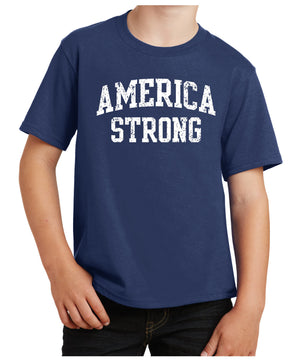 America Strong - Youth T-Shirt