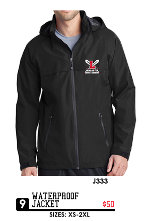 Waterproof Jacket - J333,  - Artdogtees