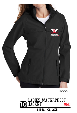Ladies Waterproof Jacket - L333