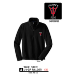Value Fleece 1/4-Zip Pullover -F218