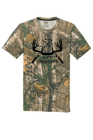 GTT Outdoors Unisex Short Sleeve Realtree Xtra