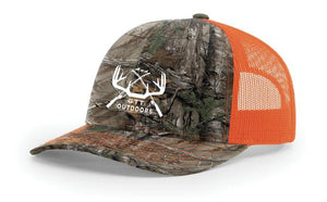GTT Outdoors Realtree Xtra Mesh Trucker Cap, GTT - Artdogtees