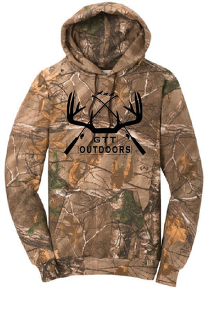 GTT Outdoors Unisex Hoodie Realtree Xtra, GTT - Artdogtees