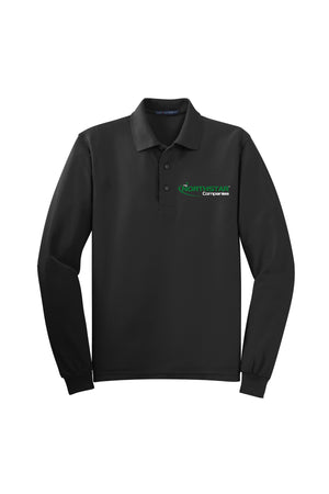 Northstar Mens Long Sleeve Polo -K500LS