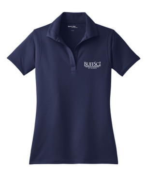 BuffSci - Ladies Polo - LST650,  - Artdogtees