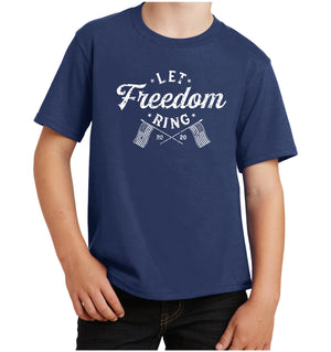 Let Freedom Ring - Youth T-Shirt