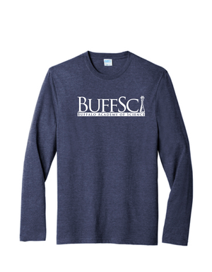 BuffSci - Long Sleeve Tee - PC54LS,  - Artdogtees