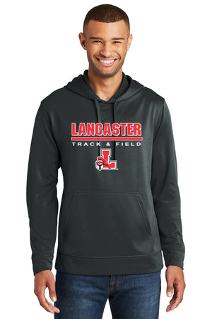 Legends Performance Fleece Hooded Sweatshirt (Black) [PC590H],  - Artdogtees