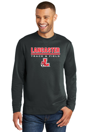 Legends Performance Fleece Crewneck Sweatshirt (Black) [PC590],  - Artdogtees