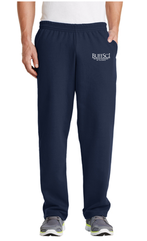 BuffSci - Fleece Sweatpant with Pockets - PC78P,  - Artdogtees