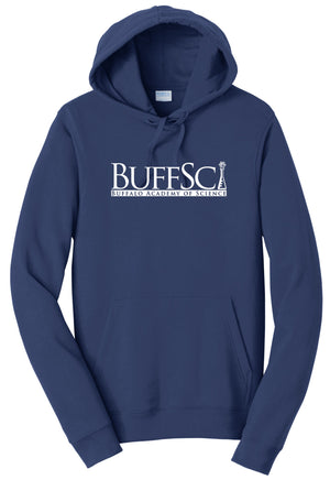 BuffSci - Hooded Sweatshirt - PC850H,  - Artdogtees