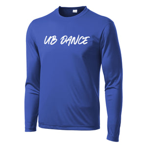 Long Sleeve Performance Tee - UB Dance