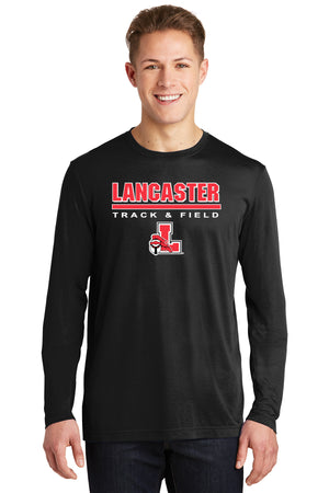 Legends Long Sleeve Competitor Tee (Black) [ST450LS],  - Artdogtees