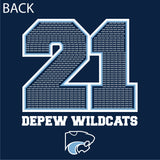 Short Sleeve T-Shirt - Depew Seniors