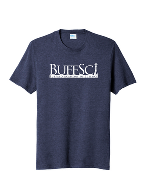 BuffSci - Cotton Tee - PC54,  - Artdogtees