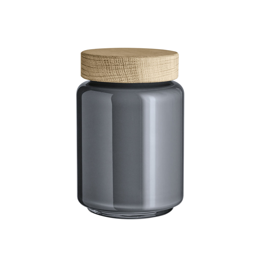 0.7 L Dark Grey Palet Jar by Hölmegaard (FREE SHIPPING)