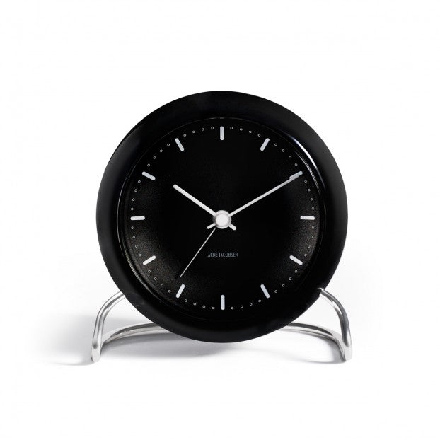 Arne Jacobsen City Hall Table Alarm Clock (FREE SHIPPING)