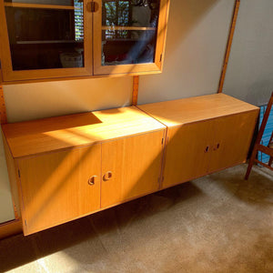 Danish Modern Wall Unit (FREE SHIPPING)