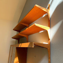 Load image into Gallery viewer, Danish Modern Wall Unit (FREE SHIPPING)