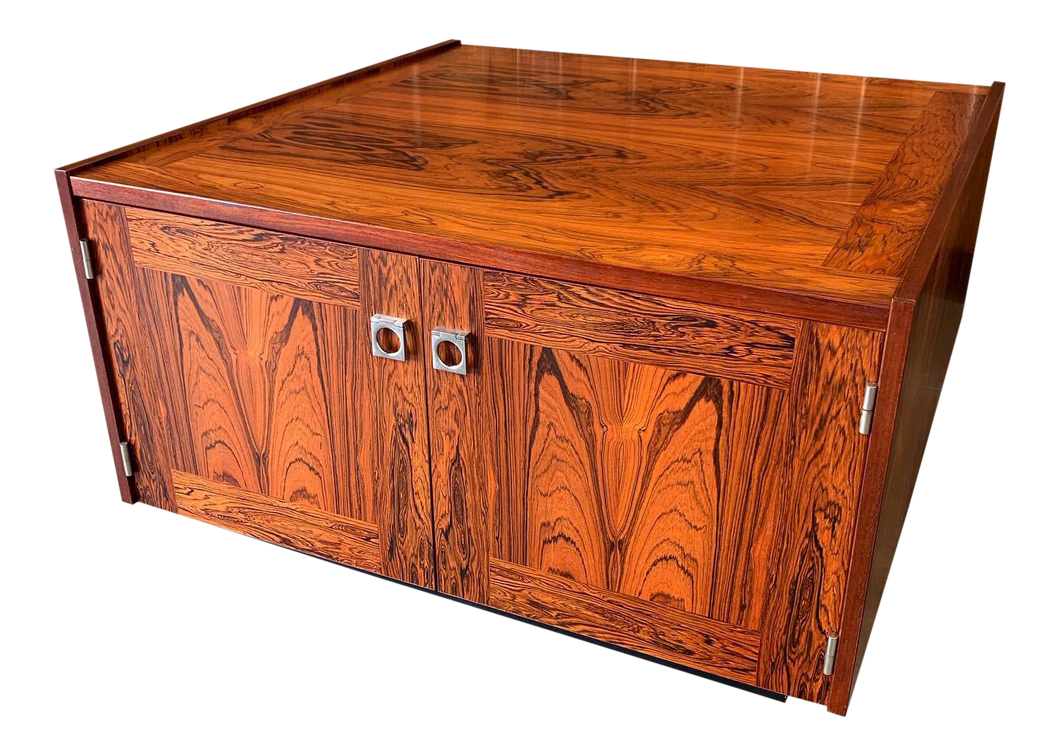 Danish Rosewood Cabinet by Bornholm (FREE SHIPPING)