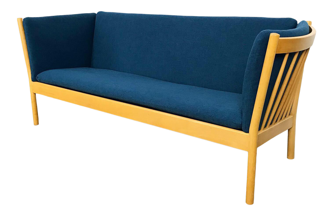 Danish Sofa Designed by Erik Ole Jørgensen (FREE SHIPPING)