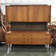 Load image into Gallery viewer, Danish Teak Credenza by Hans Wegner for Ry Mobler