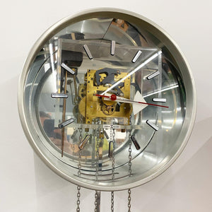 George Nelson Pendulum Clock for Howard Miller (FREE SHIPPING)
