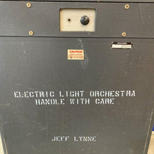 Load image into Gallery viewer, Jeff Lynne Speaker Cabinet & Road Case of Electric Light Orchestra (FREE SHIPPING)