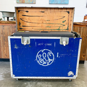 Jeff Lynne Speaker Cabinet & Road Case of Electric Light Orchestra (FREE SHIPPING)