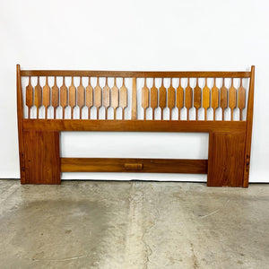 King Size Headboard Designed by Kipp Stewart for Drexel (FREE SHIPPING)